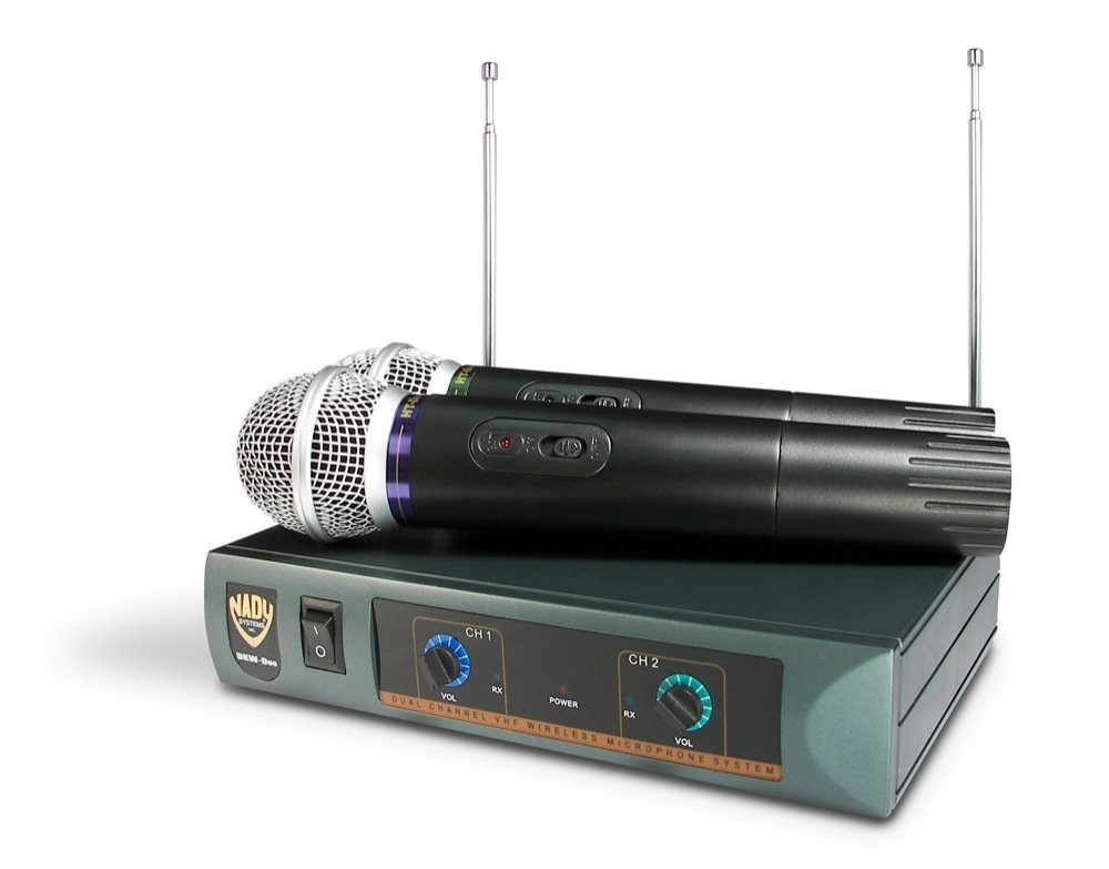 Nady Microphone System